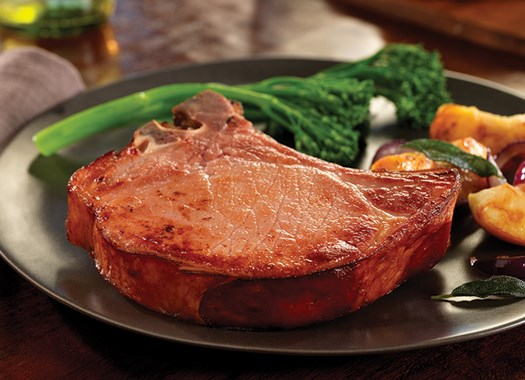 Bone-In Smoked Pork Chops